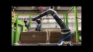 Automatisierungslösung für Fertigungsanlagen von TAT