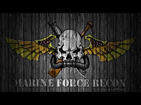 USMC Force Reconnaissance : Swift, Silent, Deadly