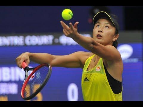 2017 Connecticut Open Second Round   Peng Shuai vs Mirjana Lucic-Baroni   WTA Highlights