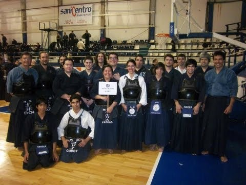 torneo seibu dojo kendo la Plata 2013