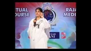 BK Shivani - Raja Yoga 1 - Discovering The Self (Hindi)