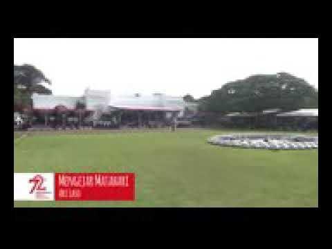 Ari Lasso - Mengejar Matahari 17 Agustus 2017 HUT RI yg ke 72 with lyrics