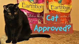 Earthborn Holistic Cat Food Review - Benefits?