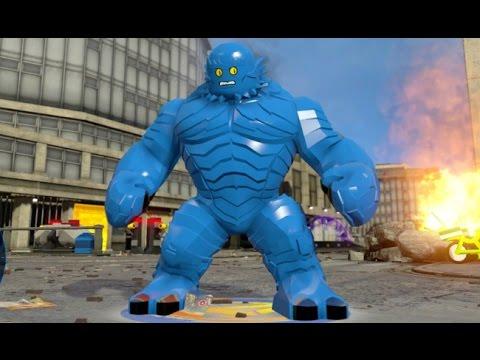 LEGO Marvel's Avengers - A-Bomb Unlock + Free Roam (Character Showcase)