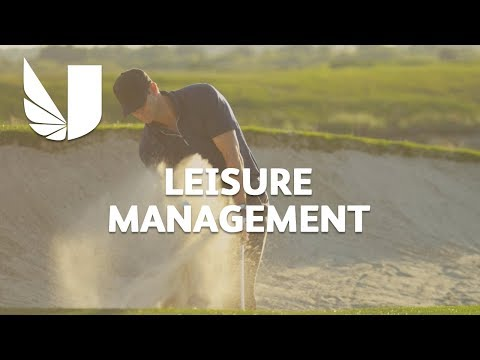 BA (Hons) Leisure Management at the University of West London