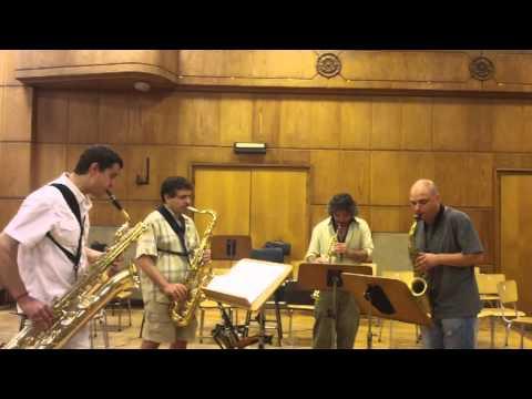 Sax Forum Quartet-Brazil