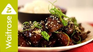 World Street Food | Shanghai-style braised pork belly | Waitrose