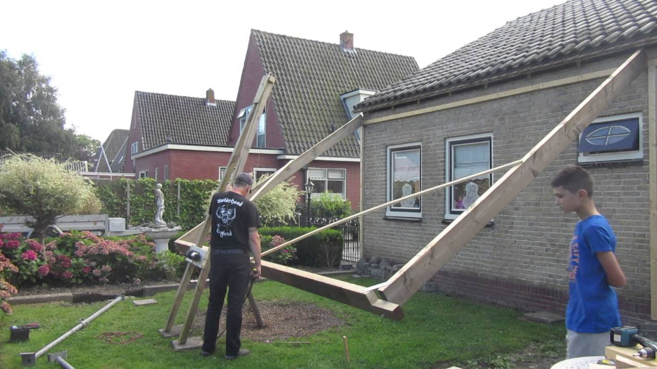Zelf Serre Bouwen : Zelf veranda bouwen latest veranda fam schoonhoven rossiniweg