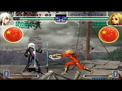 KOF 2002 - Xiaohai (小孩) VS Cheng Long (程龙) [27/12/2017] FT10