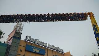 Accident in Most dangerous ride of amusement Park in noida
