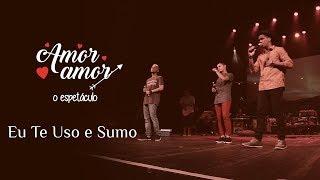 I Love Pagode - Eu Te Uso e Sumo (Cover) Ah!Mr.Dan | Amor Amor - O Espetáculo