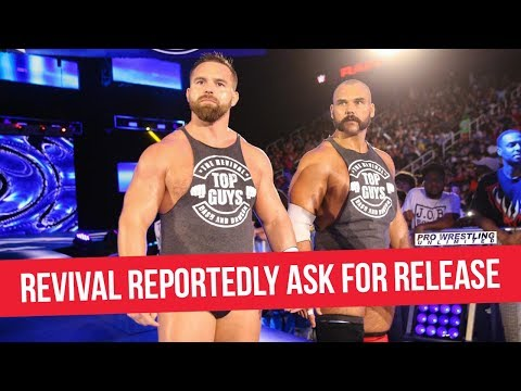The Revival Reportedly Ask For Their Release From WWE
