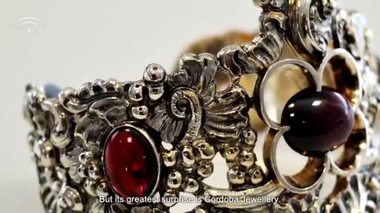 7b57e1a52220 Joyería de Córdoba   Jewellery from Córdoba - YouTube