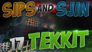 Tekkit - Episode 17 - The Hunt For Cactus