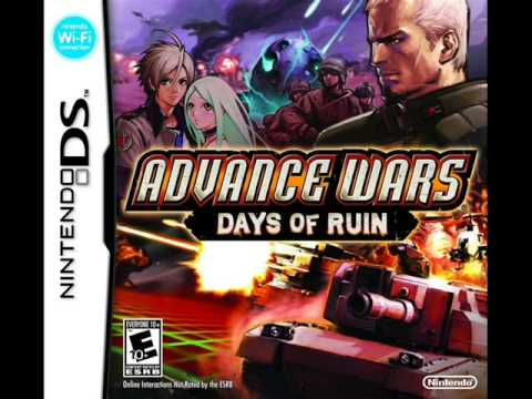 Advance Wars Days of Ruin OST: 13 - Days of Ruin (Dark Conflict)