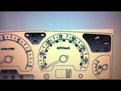 Land Rover Discovery Series 2 - Dashboard Warning Lights - What They Mean
