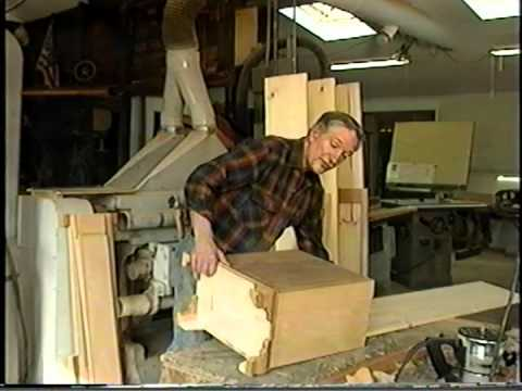 How To Make A Grandfather Clock Starling Furniture Youtube