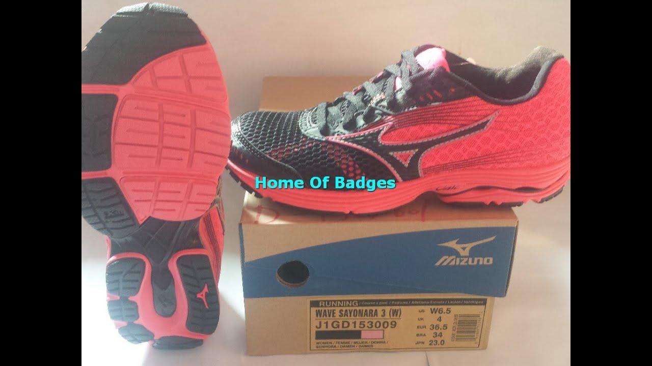 6908c41f7131 20151029 MIZUNO 2015 FW Women Wave Sayonara 3 Running Sneaker Shoes  71GA154001