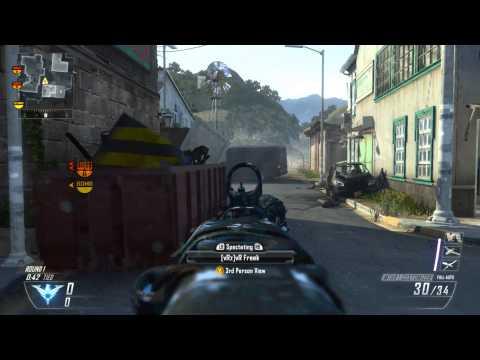 Call Of Duty Black Ops 2-Vr Freks best clutch ever                       jk