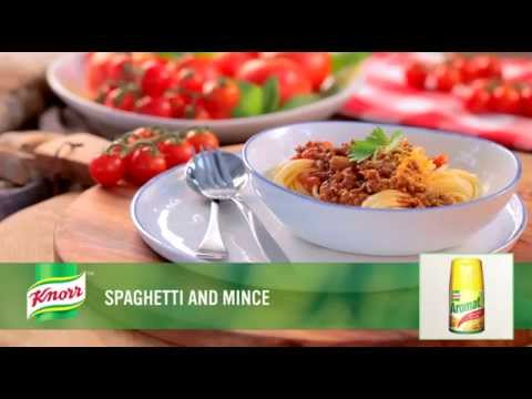 What's For Dinner - Spaghetti And Mince Recipe
