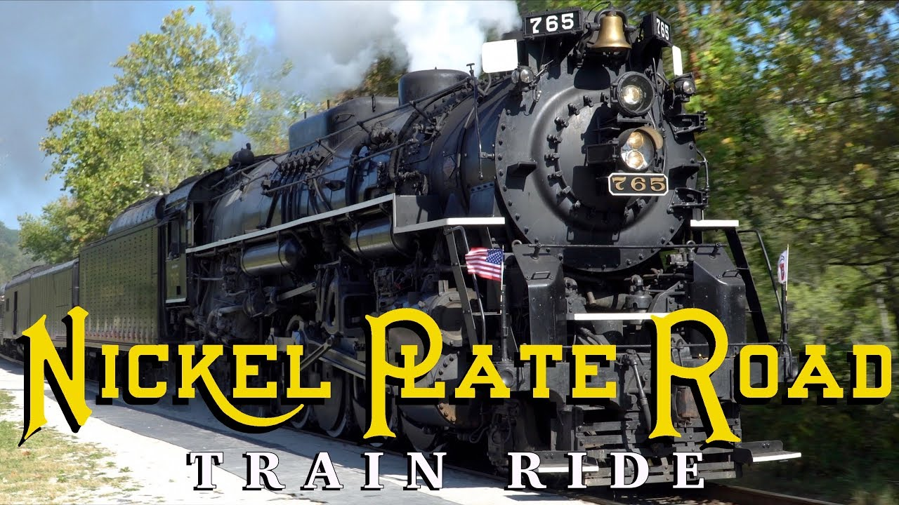 riding the nickel plate road 765 my experience youtube