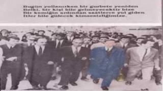 Ulu Türkçü Nihal ATSIZ Ata - TÜRK IRKI SAGOLSUN