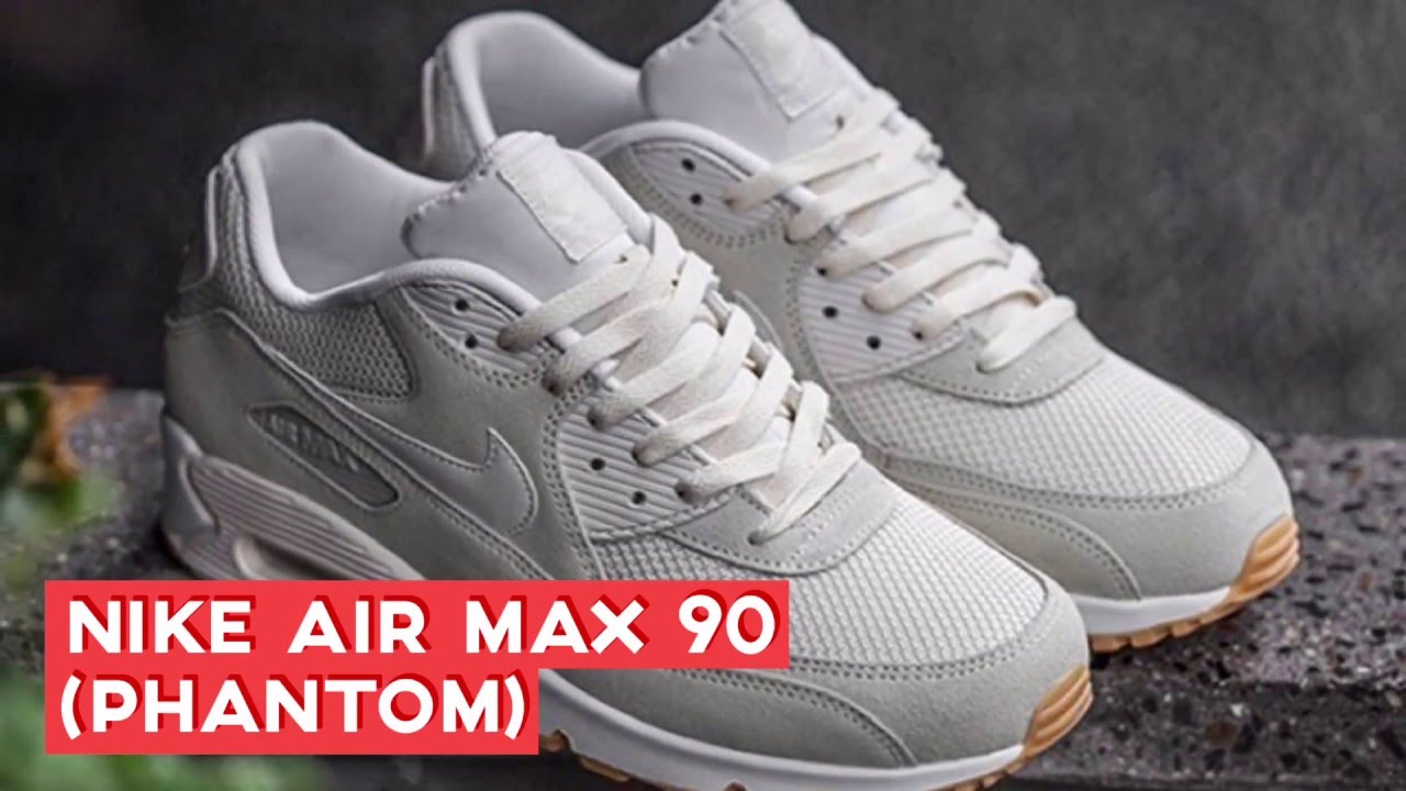 NIKE AIR MAX 90 (PHANTOM) SNEAKERS STAR
