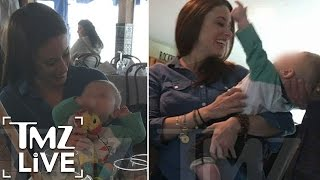 Casey Anthony Photographed With A Baby In Her Arms | TMZ Live
