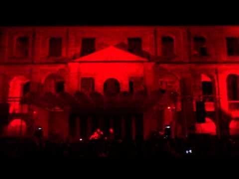 Kollektiv Turmstrasse live @ schloss dargun 2012