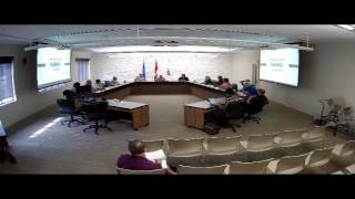 Town of Drumheller Special Council Meeting April 11, 2016