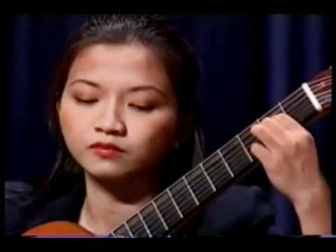 Recuerdos de la Alhambra - guitarist Kim Chung