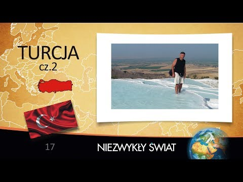 Niezwykly Swiat - Turcja cz. 2 - HD - Lektor PL - 77 min
