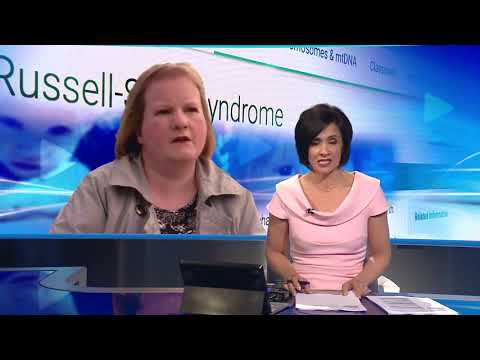 Ben Philip - STV News At Six - Russell Silver Syndrome