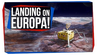 Landing on Europa!