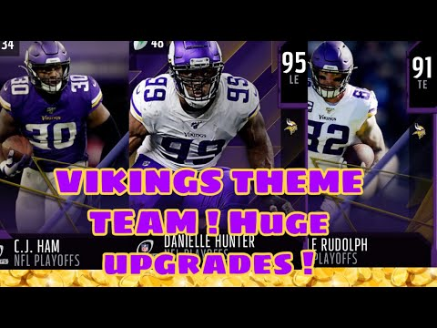 GOLDEN TICKET TRAE WAYNES AND ADRIAN PETERSON! VIKINGS THEME TEAM !