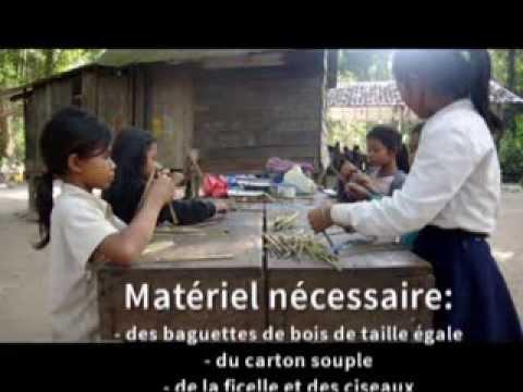 Maquette de maison sur pilotis youtube for Maquette de maison
