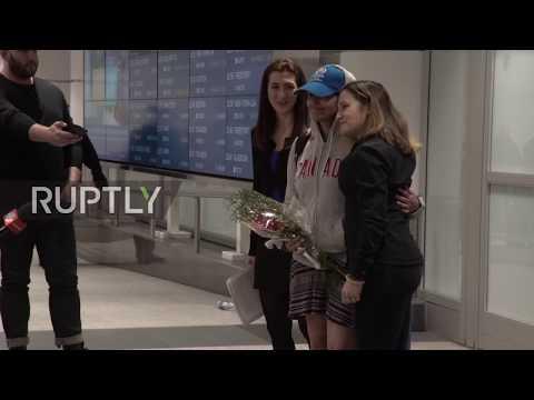 Canada: Saudi teen fleeing alleged abuse arrives in Toronto