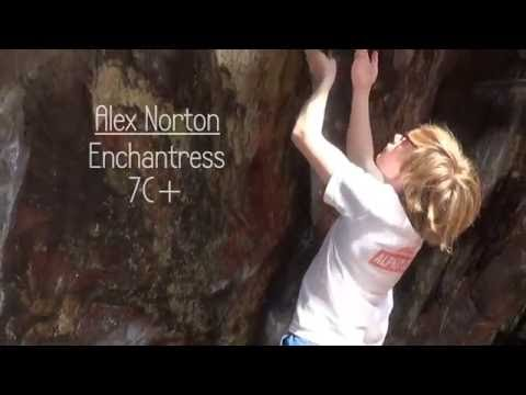 Alex Norton  Enchantress 7C