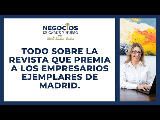 Premios Revista Madrid Magazine  2021 en IBIZA