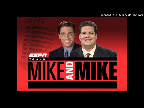 Mike & Mike: 5/31/17 Golic Returns Home