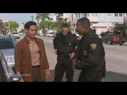 National Security (2003) Funny Scene - car theft
