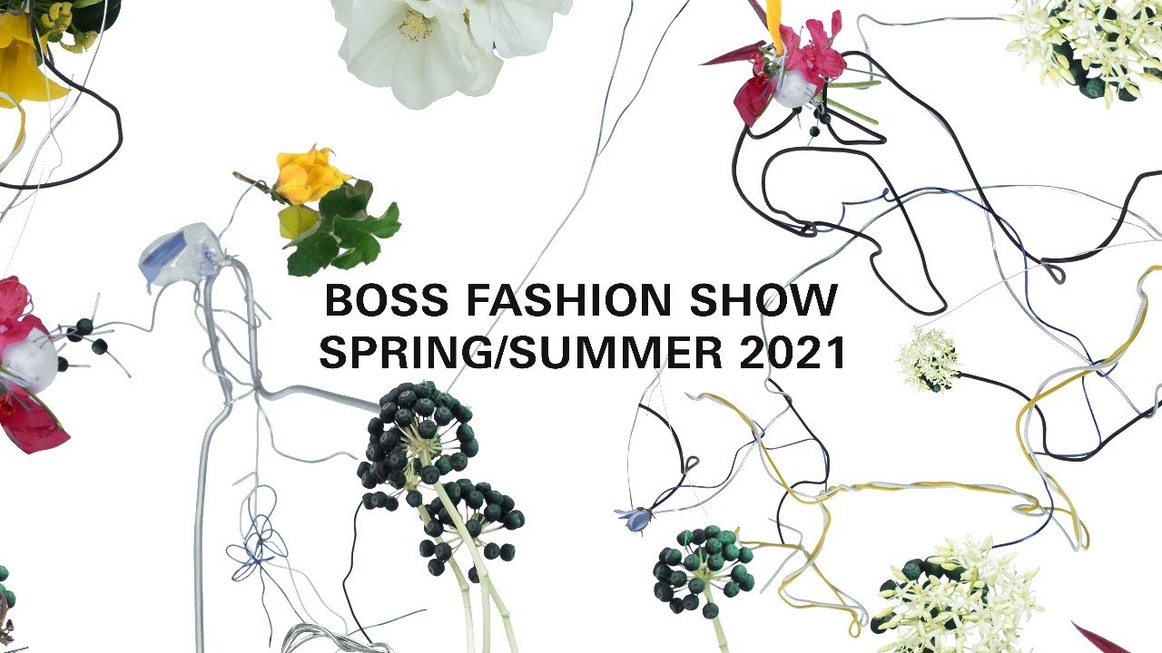 BOSS Spring/Summer 2021 Fashion Show live from Milan | BOSS