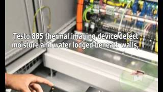 When should the Testo 885 be used?
