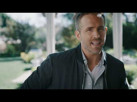 Ryan Reynolds tries out hilariously awful new slogans for Aviation Gin