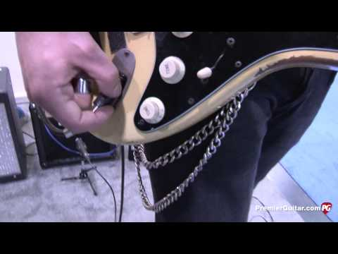 NAMM '13 - Santo Angelo Cables Kill Switch Demo