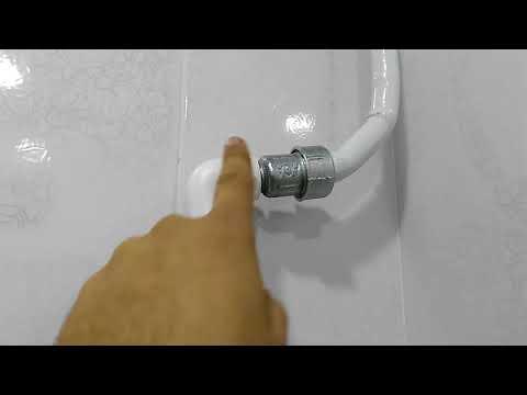 Радиатор отопления в ванную комнату!