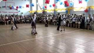 Выпускной вальс 9 классы 2013 2014