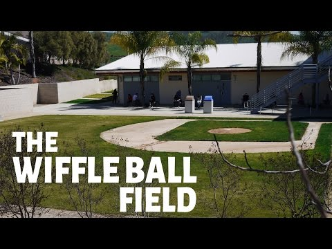 Mt. SAC's Dr. Kurtz Memorial Wiffleball Stadium