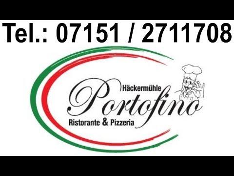 Portofino Weinstadt-Großheppach - Ristorante & Pizzeria Häckermühle - Italienisches Restaurant