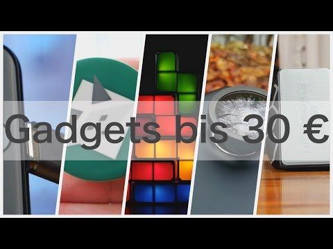 5 coole Gadgets und Geschenkideen unter 30€